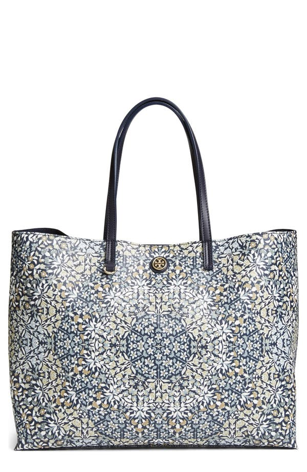 Main Image - Tory Burch 'Kerrington' Square Tote