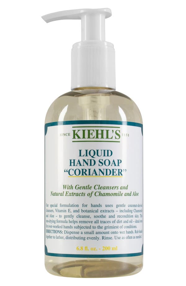 Alternate Image 1 Selected - Kiehl's Since 1851 Liquid Hand Soap (Coriander)