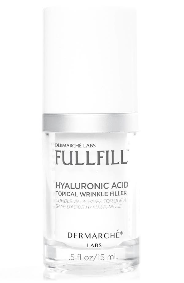 Alternate Image 1 Selected - Dermarché® Labs 'FullFill' Hyaluronic Acid Topical Wrinkle Filler