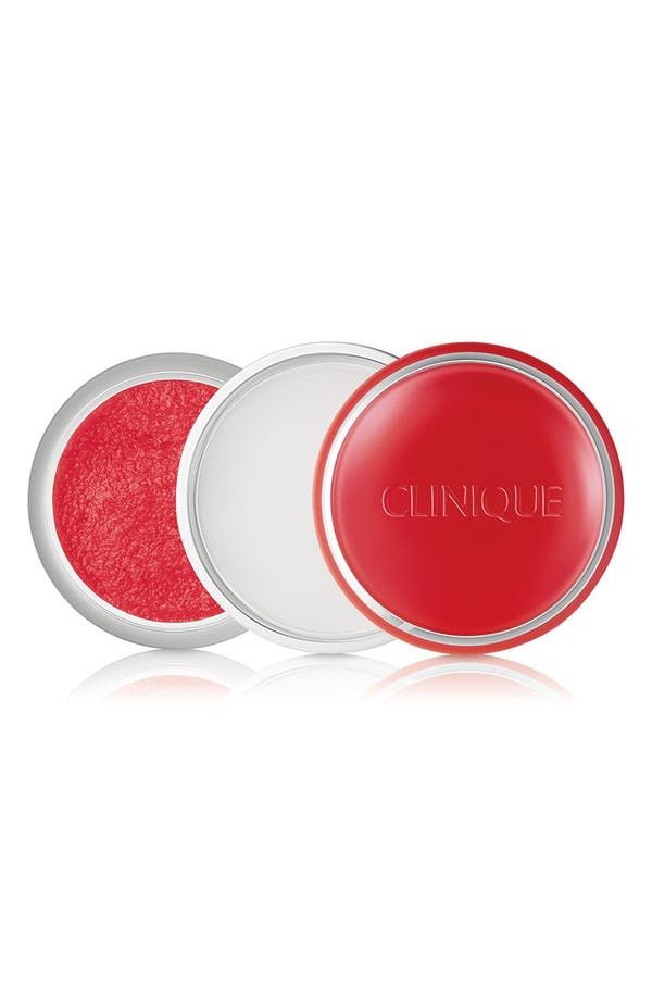 'Sweet Pots' Sugar Scrub & Lip Balm,                         Main,                         color, Red Velvet