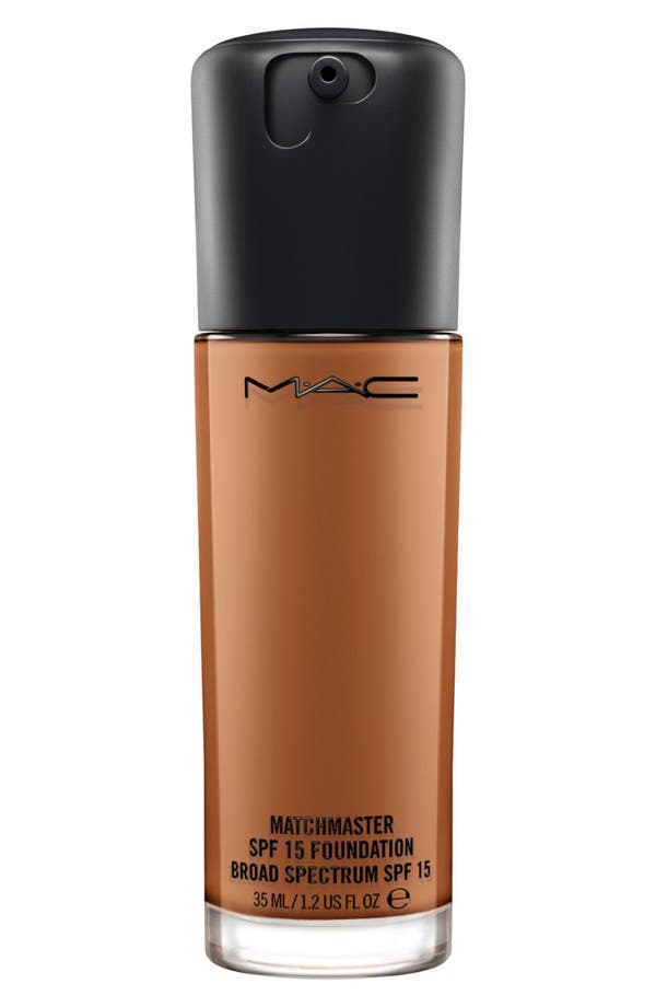 Alternate Image 1 Selected - MAC 'Matchmaster' Foundation SPF 15