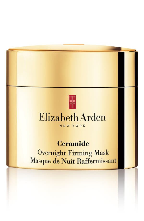 Main Image - Elizabeth Arden Ceramide Overnight Firming Mask