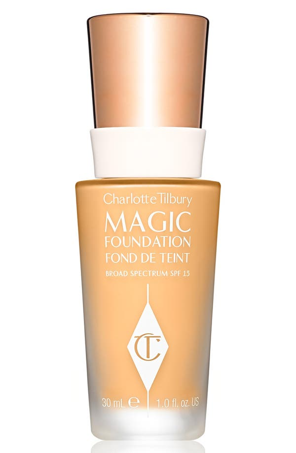 Magic Foundation Broad Spectrum SPF 15,                             Main thumbnail 1, color,                             08