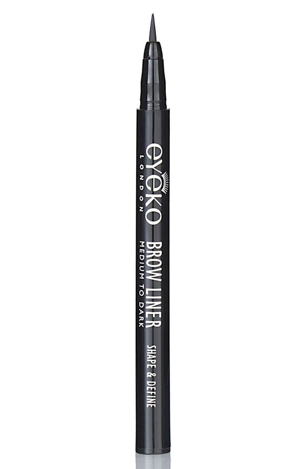 Brow Liner,                             Main thumbnail 1, color,                             Medium To Dark