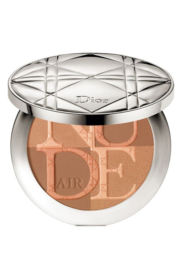 Alternate Image 1 Selected - Dior 'Diorskin' Nude Air Glow Powder