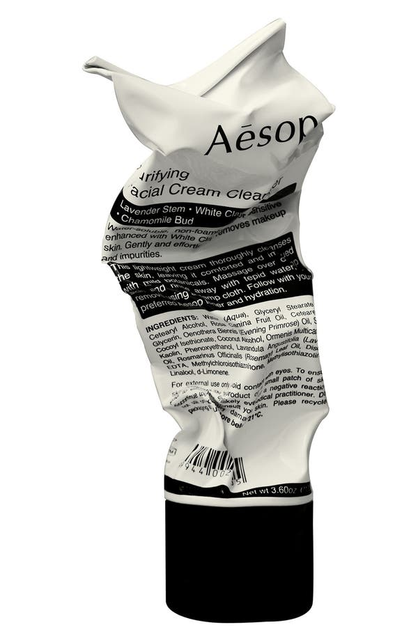 Main Image - Aesop Purifying Facial Cream Cleanser