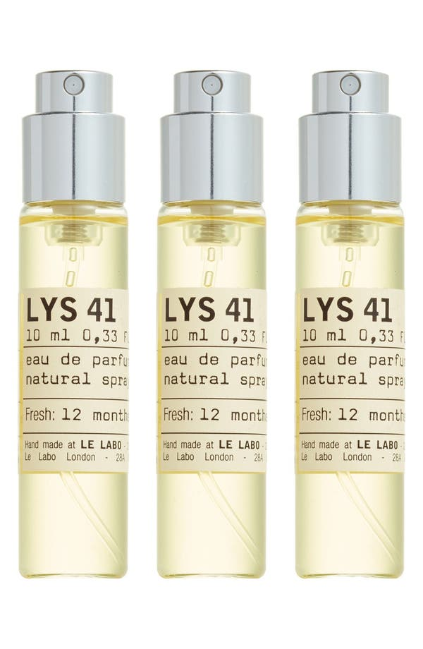 Alternate Image 1 Selected - Le Labo 'Lys 41' Travel Tube Refill