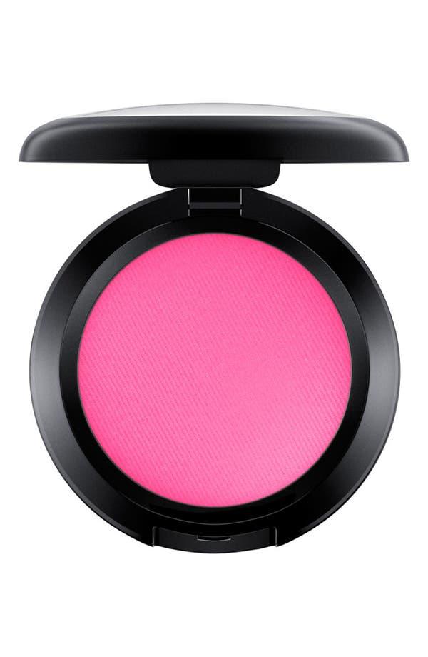 MAC Small Powder Blush,                         Main,                         color, Bright Pink