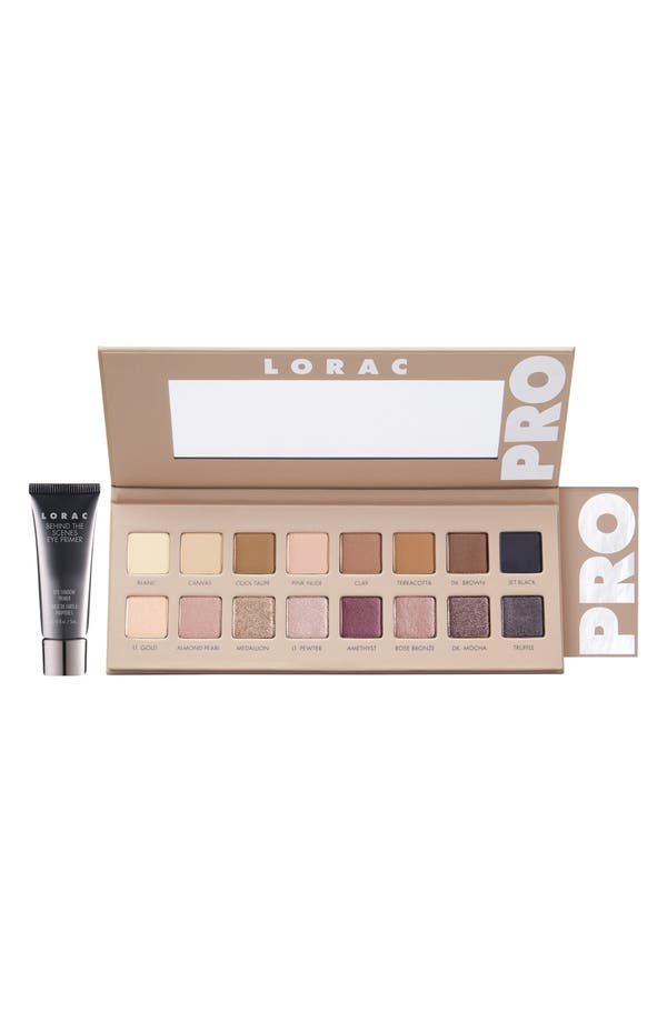 Alternate Image 1 Selected - LORAC PRO 3 Palette ($111 Value)