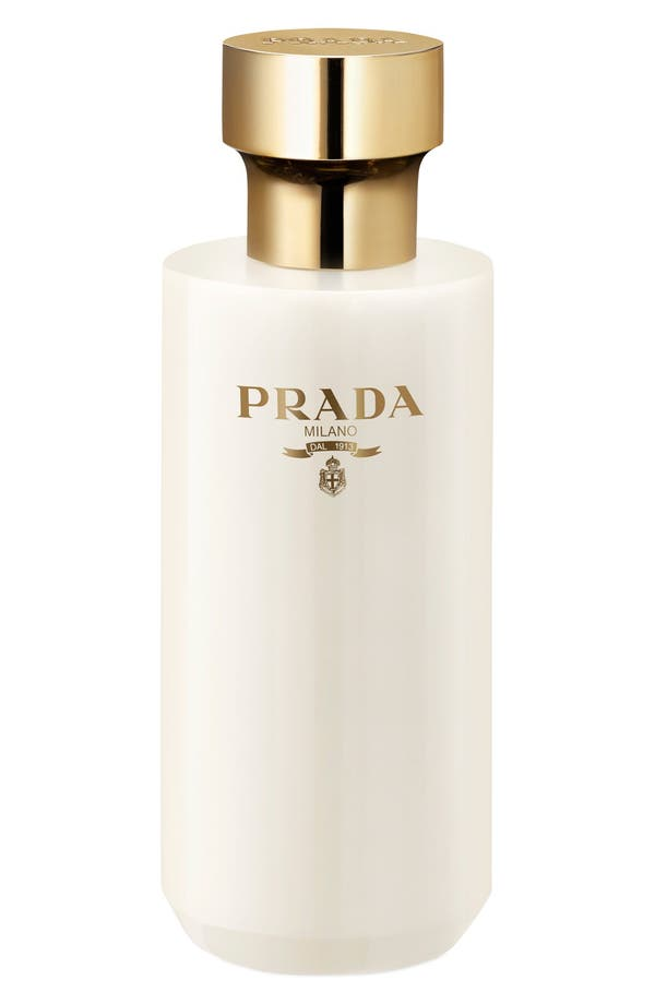 Alternate Image 1 Selected - Prada 'La Femme Prada' Shower Cream