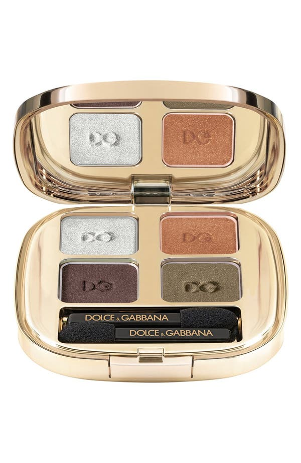 Main Image - Dolce&Gabbana Beauty Smooth Eye Color Quad