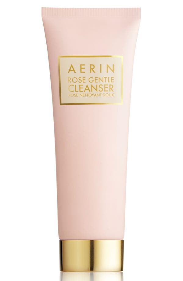 AERIN Beauty Rose Gentle Cleanser,                             Main thumbnail 2, color,                             No Color
