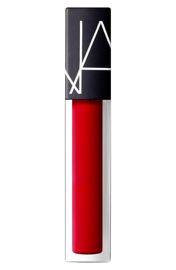 Alternate Image 1 Selected - NARS Velvet Lip Glide