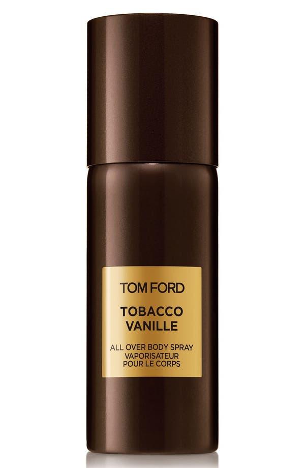 Private Blend Tobacco Vanille All Over Body Spray,                         Main,                         color, No Color