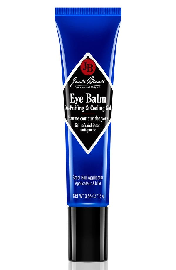 Eye Balm De-Puffing & Cooling Gel,                             Main thumbnail 1, color,                             No Color