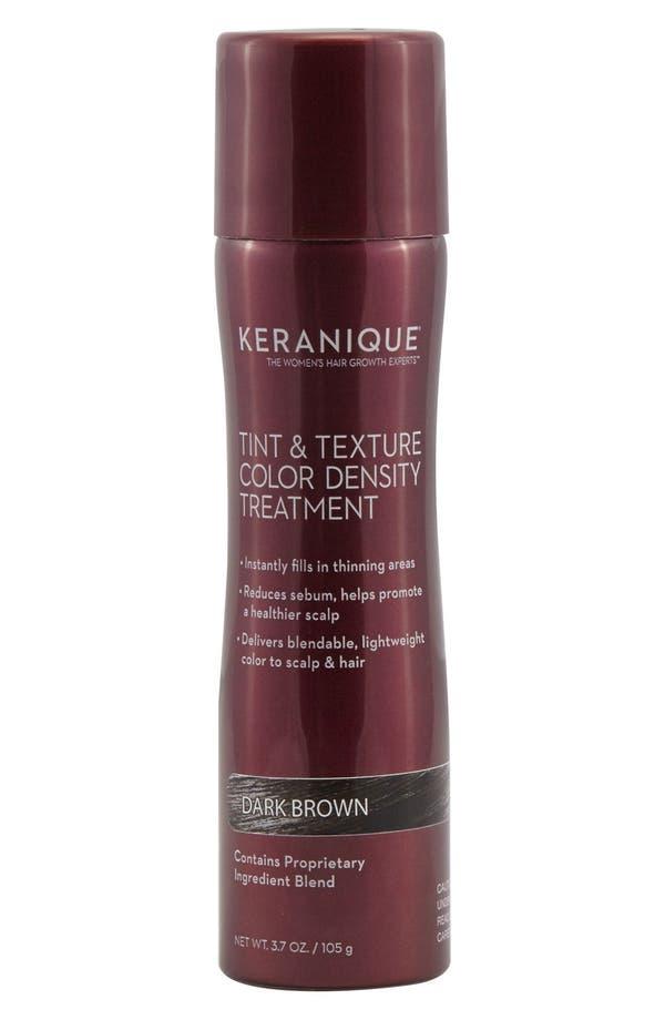 Main Image - Keranique Tint & Texture Color Density Treatment