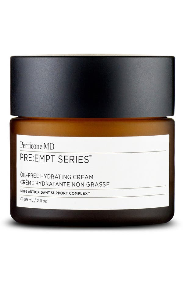 PRE EMPT SERIES<sup>™</sup> Oil-Free Hydrating Cream,                             Main thumbnail 1, color,                             No Color