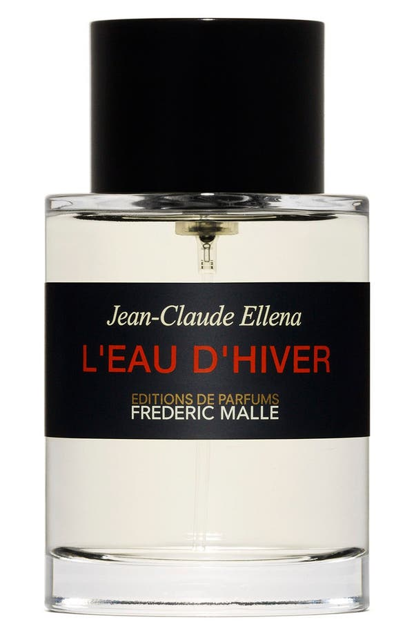 Editions de Parfums Frédéric Malle L'Eau d'Hiver Parfum,                             Main thumbnail 1, color,                             No Color