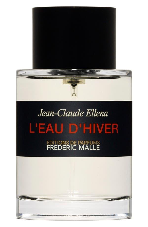 Main Image - Editions de Parfums Frédéric Malle L'Eau d'Hiver Parfum