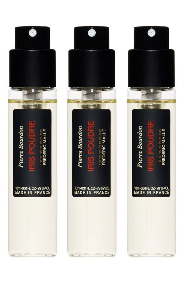 Main Image - Frederic Malle Iris Poudre Parfum Spray Travel Set