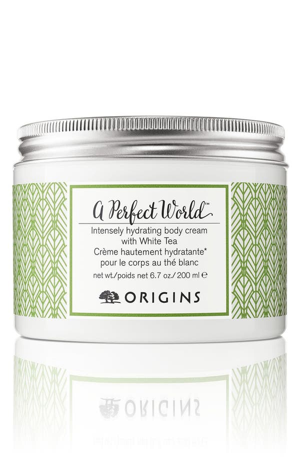 Main Image - Origins A Perfect World™ Intensely Hydrating Body Cream with White Tea