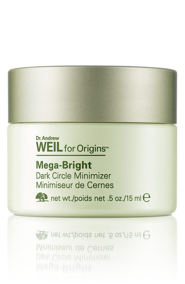 Main Image - Origins Dr. Andrew Weil for Origins™ Mega-Bright Dark Circle Minimizer
