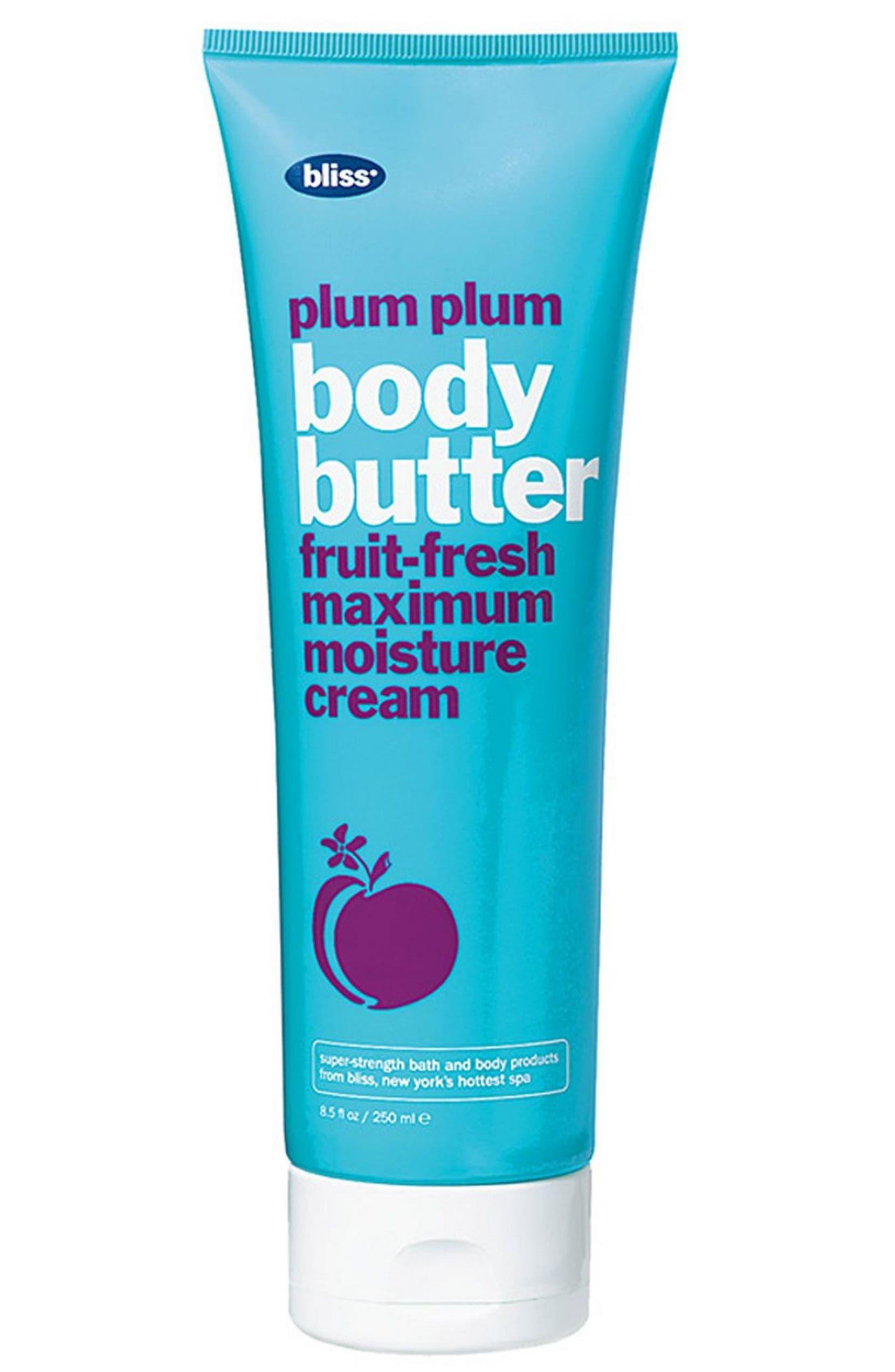 Bliss Plum Plum Body Butter | Nordstrom