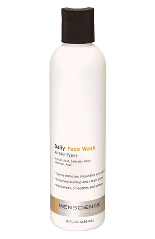 Main Image - MenScience Daily Face Wash