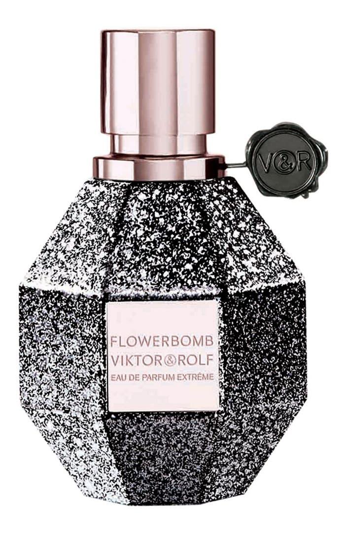 viktor rolf 39 flowerbomb extreme sparkle 39 eau de parfum. Black Bedroom Furniture Sets. Home Design Ideas