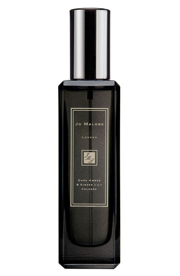 Main Image - Jo Malone Dark Amber & Ginger Lily Cologne (1 oz.)