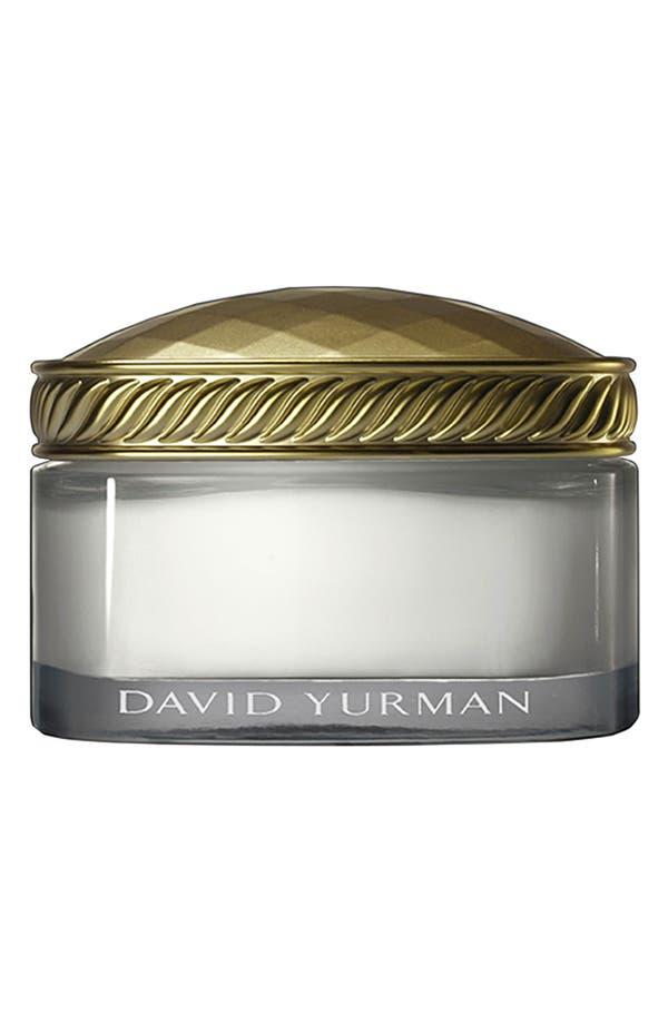 Alternate Image 1 Selected - David Yurman Body Cream