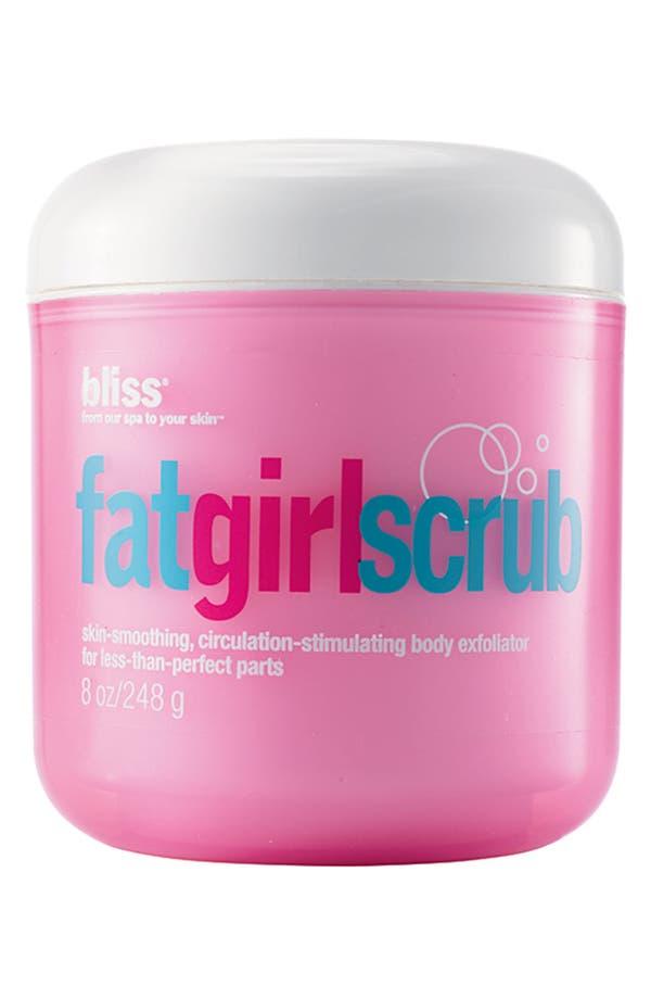 Alternate Image 1 Selected - bliss® 'FatGirlScrub' Body Exfoliator
