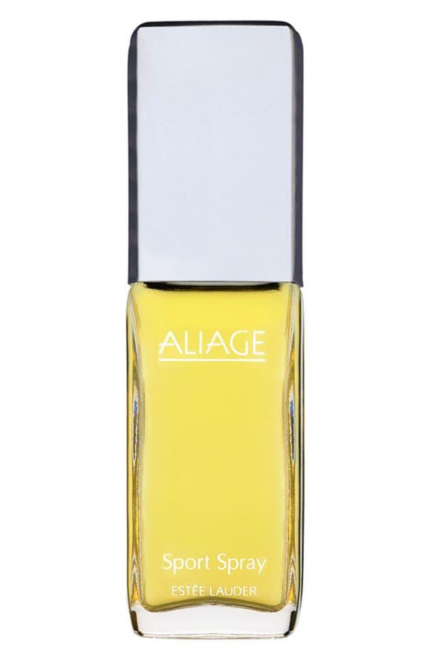 Alternate Image 1 Selected - Estée Lauder 'Aliage' Sport Spray