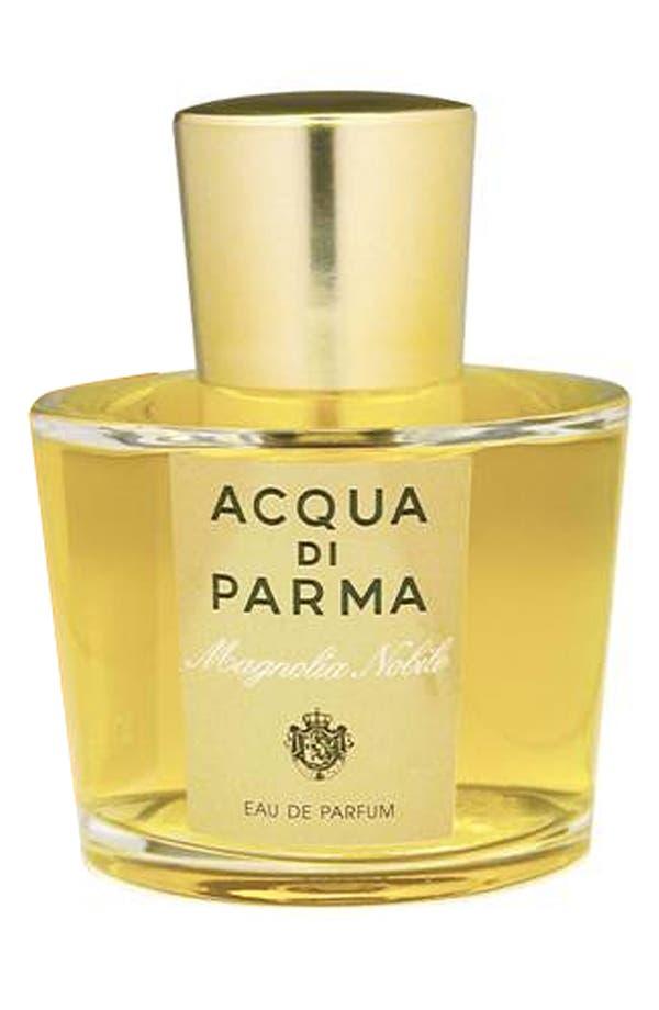 'Magnolia Nobile' Eau de Parfum,                             Main thumbnail 1, color,                             No Color