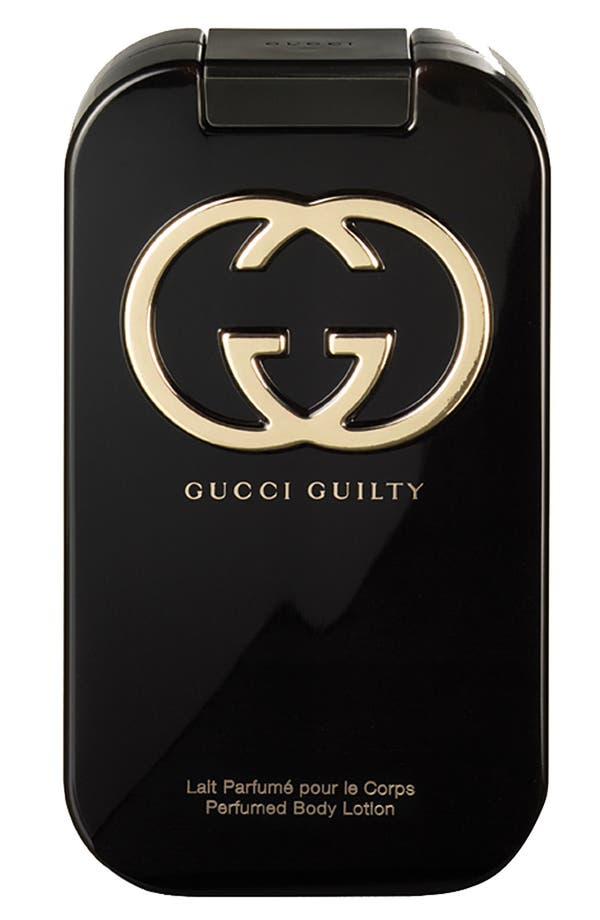 Alternate Image 1 Selected - Gucci 'Guilty' Body Lotion