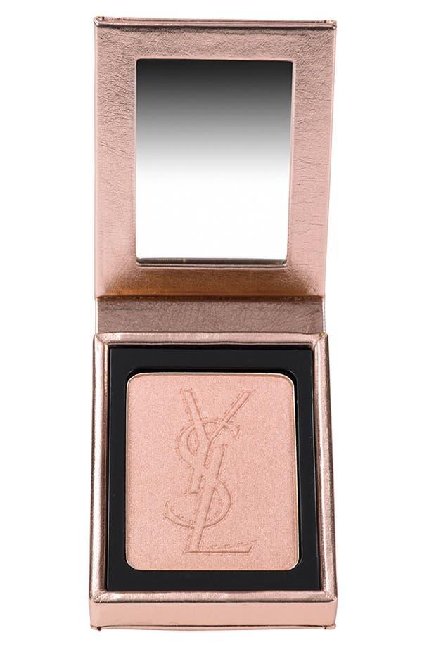 Alternate Image 1 Selected - Yves Saint Laurent 'Palette Metallic' Compact