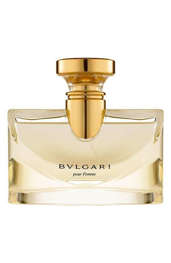 Alternate Image 1 Selected - BVLGARI pour Femme Eau de Parfum Spray