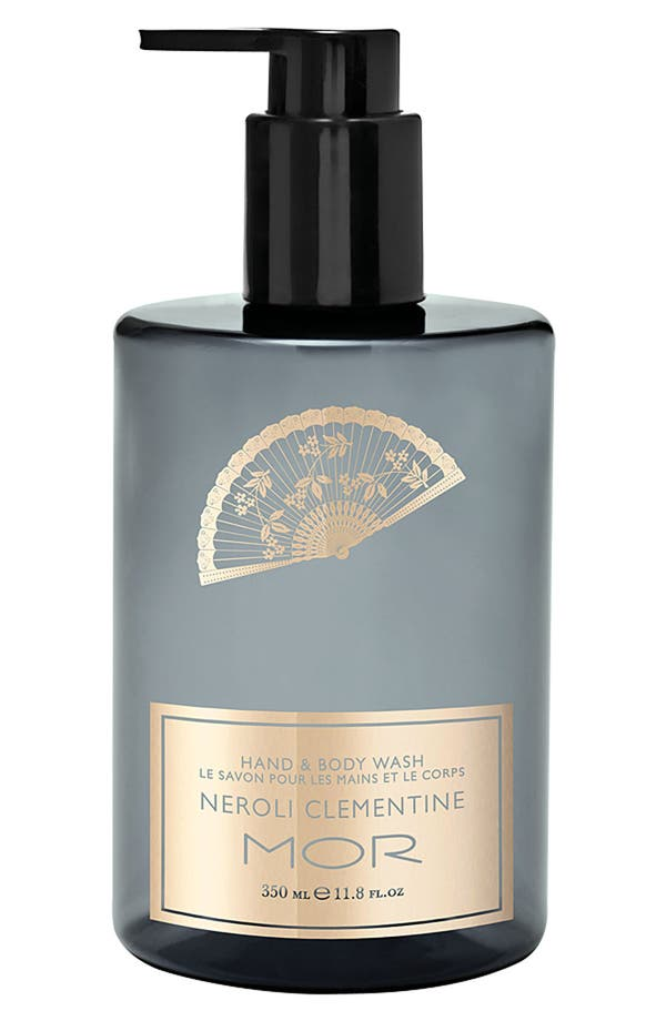 Alternate Image 1 Selected - MOR Neroli Clementine Hand & Body Wash