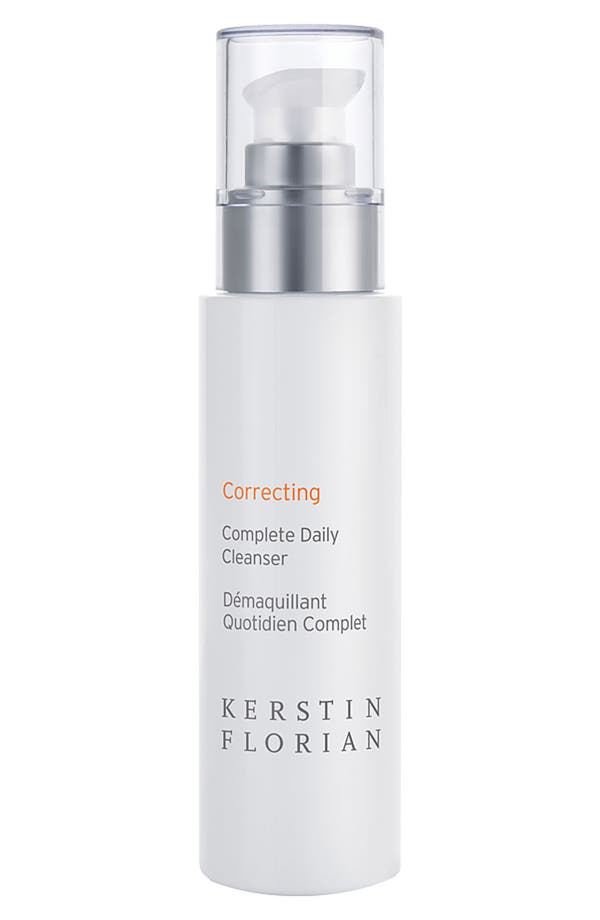 Alternate Image 1 Selected - Kerstin Florian Correcting Complete Daily Cleanser
