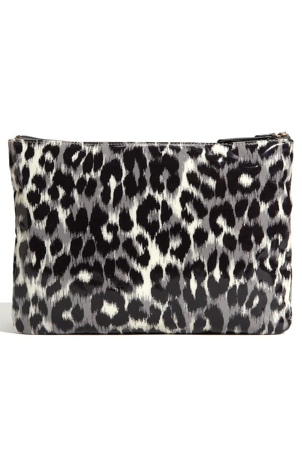 Alternate Image 4  - kate spade new york 'daycation - large' flat pouch