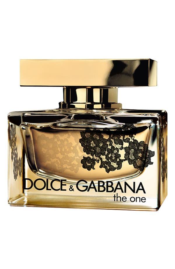 Main Image - Dolce&Gabbana Beauty 'The One - Lace Edition' Eau de Parfum