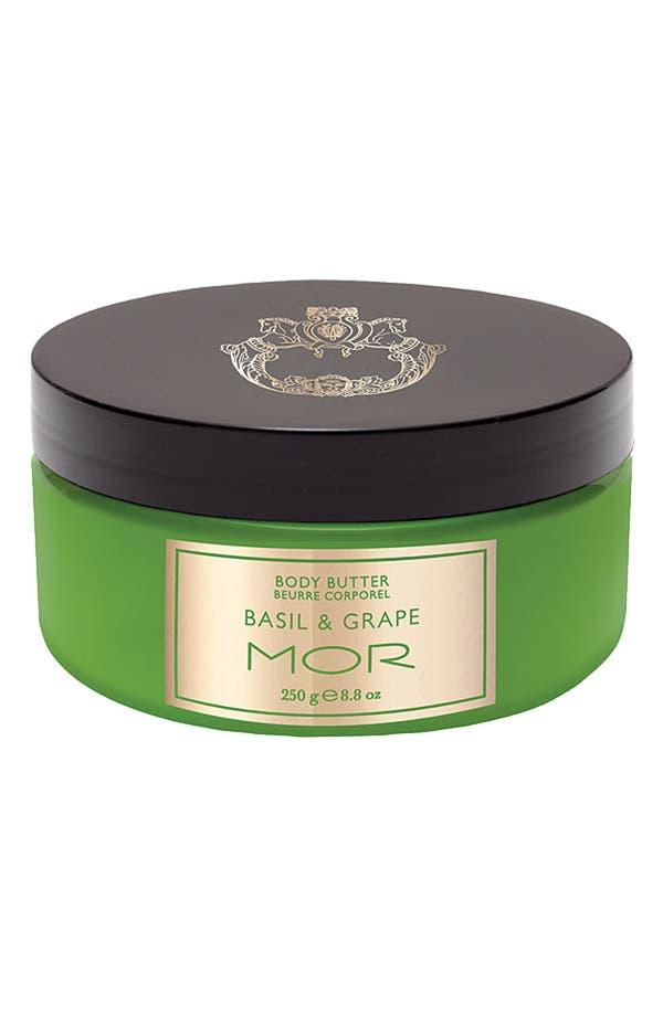Alternate Image 1 Selected - MOR Basil & Grape Body Butter (Nordstrom Exclusive) ($16 Value)