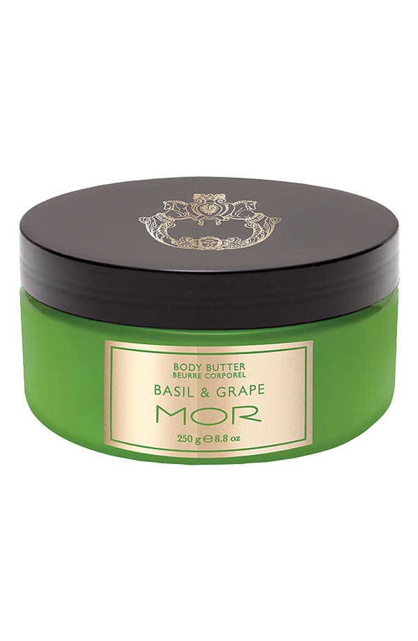 Main Image - MOR Basil & Grape Body Butter (Nordstrom Exclusive) ($16 Value)