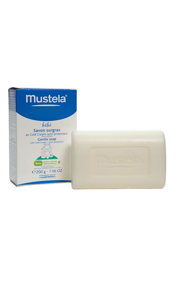 Alternate Image 1 Selected - Mustela® Gentle Soap with Cold Cream