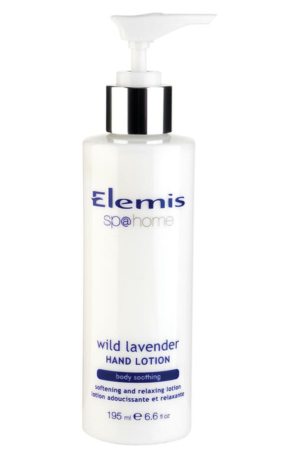 Alternate Image 1 Selected - Elemis 'Wild Lavender' Hand Lotion