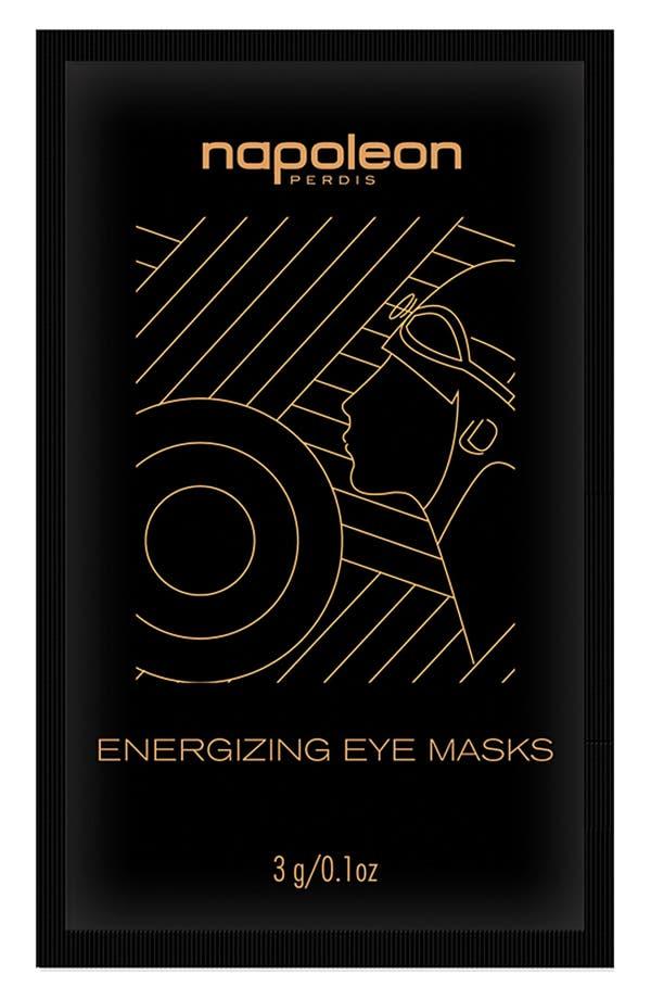 Alternate Image 1 Selected - Napoleon Perdis Energizing Eye Masks (Set of 4)