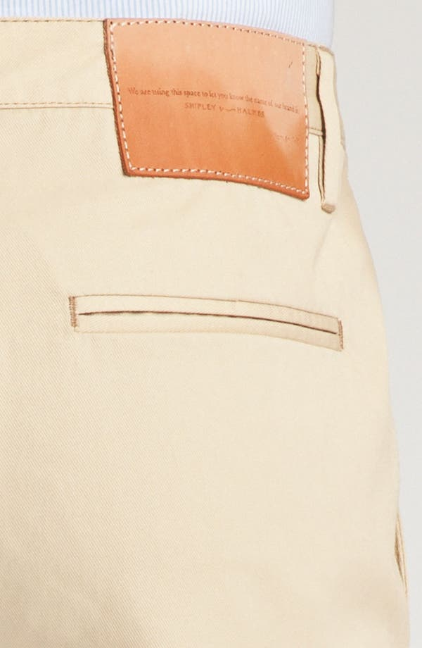 Alternate Image 3  - Shipley & Halmos 'Belmont' Slim Pants