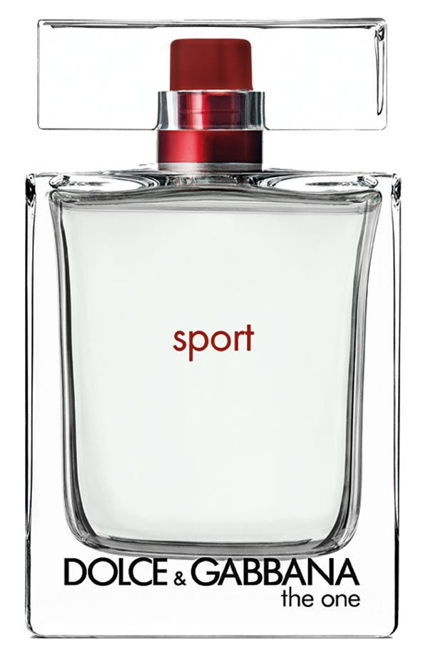 Main Image - Dolce&Gabbana Beauty 'The One for Men Sport' After Shave Lotion