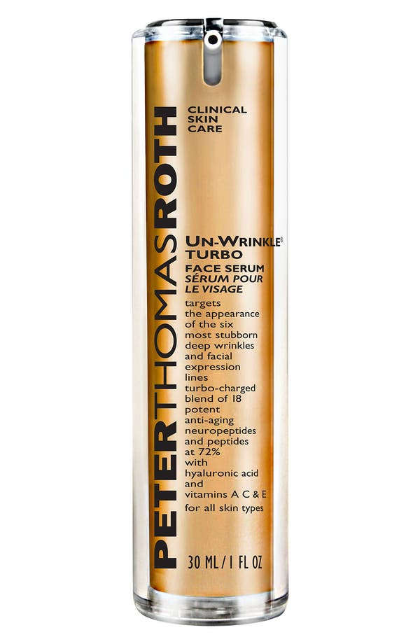 Un-Wrinkle<sup>®</sup> Turbo Face Serum,                         Main,                         color,