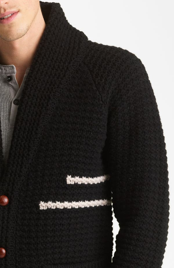 Alternate Image 3  - Pendleton Portland Collection 'Coos Curry' Lambswool Cardigan